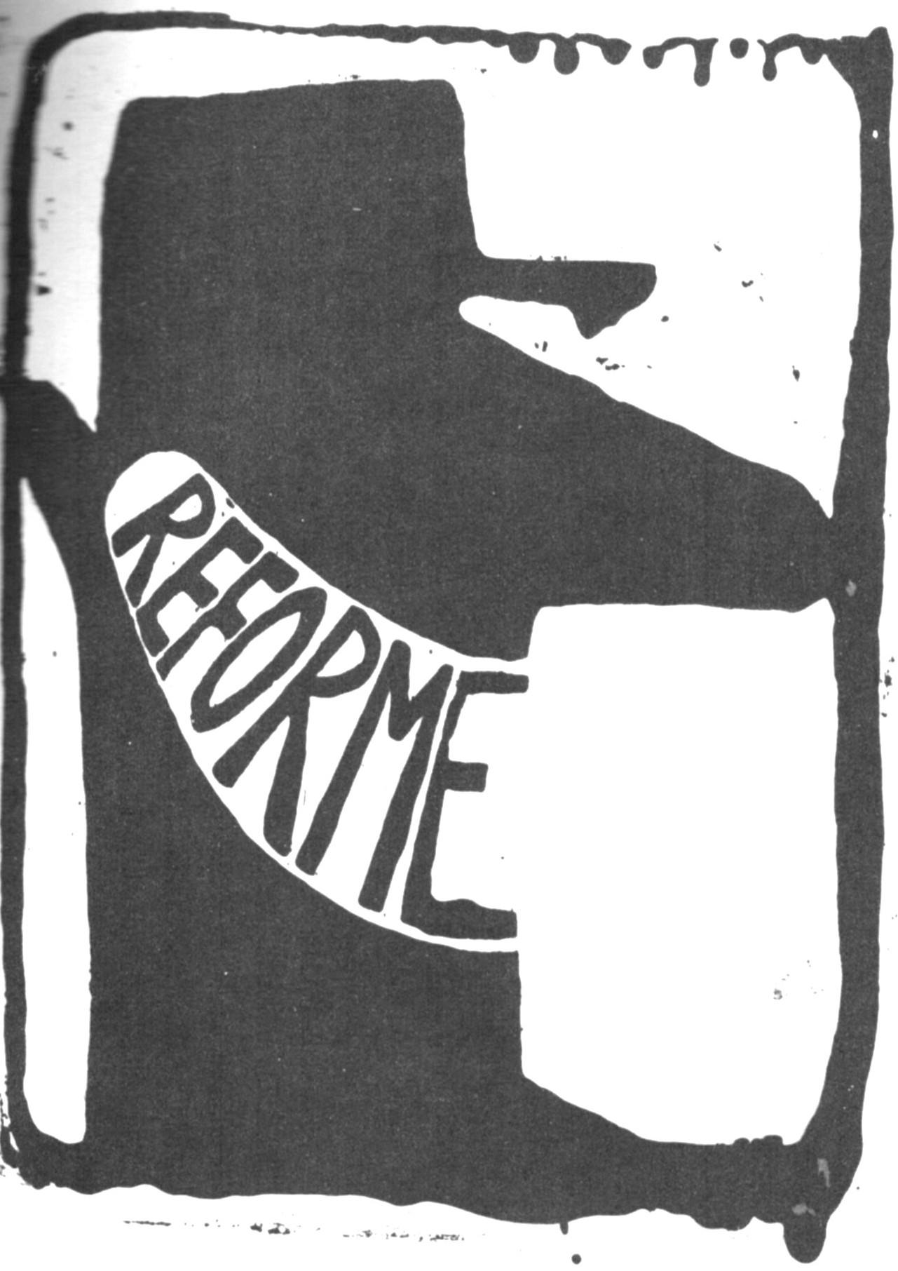 "Source : jonandsamfreecycle ""1968 mai Réforme"" en cc sur Flickr"
